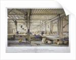 Goods forwarded by railway by Thomas Allom