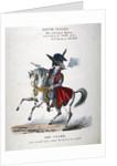 Locum Tenens, the celebrated Hunter by