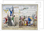 The national pop-shop in Threadneedle Street by Isaac Robert Cruikshank