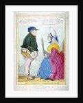 The Old Woman of Threadneedle Street by Standidge & Co