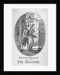 Renwick Williams commonly called the Monster by Anonymous