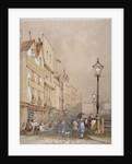 View of Smithfield Market, City of London by George Sidney Shepherd