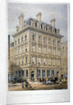 National Discount Company's offices, Cornhill, City of London by