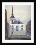 Church of St Mary Abchurch, City of London by William Pearson