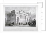 Finsbury Chapel, Blomfield Street, City of London by John Woods