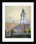 Church of St Botolph without Bishopsgate, City of London by William Pearson