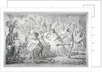 Dilettanti-theatricals; or a peep at the Green Room by James Gillray