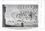 The fox hunt or view holla! from Leadenhall Street by