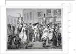 May Day in London by William Blake