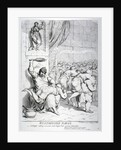 Westminster School, or Dr Busby settling accounts with Master Billy and his Playmates ... by