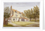 View of a public house, Brook Green, Hammersmith, London by Anonymous