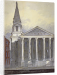 Church of St George, Hart Street, Bloomsbury, London by William Pearson