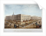 The new General Post Office, City of London by