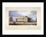 View of Islington Proprietary School, London by