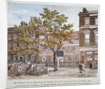 Essex Road, Islington, London by Robert Blemmell Schnebbelie