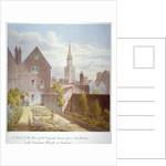 Mr Upcott's House, Upper Street, Islington, London by