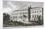Asylum for the Deaf and Dumb, Old Kent Road, Southwark, London by Anonymous