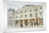 Surrey Theatre and Surrey Coffee House on Blackfriars Road, Southwark, London by