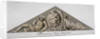Pediment of Guy's Hospital, Southwark, London by Anonymous