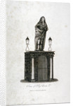 Statue of King Charles II, as re-erected in Three Crown Square, London by Anonymous