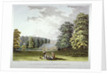 Kensington Palace and Gardens, London by