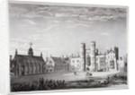 Lambeth Palace, London by GF Bragg
