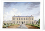 View of the Marylebone Infirmary on Marylebone Road, London by