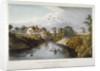 View in Regent's Park, St Marylebone, London by Thomas Mann Baynes