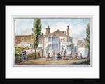The Queen's Head and Artichoke Inn, Regents Park, London by George Shepherd