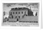 View of Stepney Meeting House, Stepney, London by