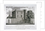 View of a gateway in Stepney, London by