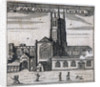 St Mary Overie's Church, Southwark, London by Anonymous