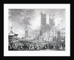 Westminster Abbey, London by