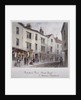 Probably a view of Holywell Street, Westminster, London by