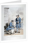 Greenwich Pensioners by John Augustus Atkinson