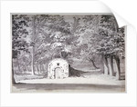 An ice house or conduit in Greenwich Park, London by