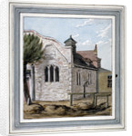 View of Kingsland Chapel, Kingsland Road, Hackney, London by Anonymous