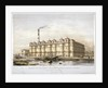 Granary on Canada Wharf, Rotherhithe, London by Kell Brothers
