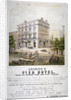 Advertisement for Goldings Pier Hotel, Chelsea, London by Anonymous