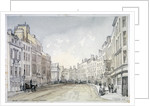 Bow Street, Westminster, London by Thomas Colman Dibdin