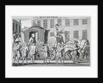 The Reception in 1770 by