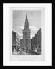 View of Christ Church, Spitalfields, London by Thomas Higham