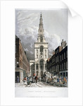 Christ Church, Spitalfields, London by Anonymous