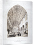 Church of St Dunstan, Stepney, London by George Childs