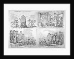 Patriotic-Petitions on the Convention by James Gillray