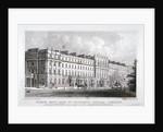 Belgrave Square, Belgravia, London by S Lacey