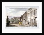 Berkeley Square, Mayfair, London by Anonymous
