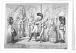 Ancient and modern military dandies by George Cruikshank