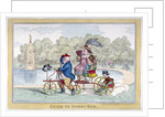 Going to Hobby Fair by Isaac Robert Cruikshank