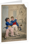 Sailors in Westminster Abbey by Anonymous